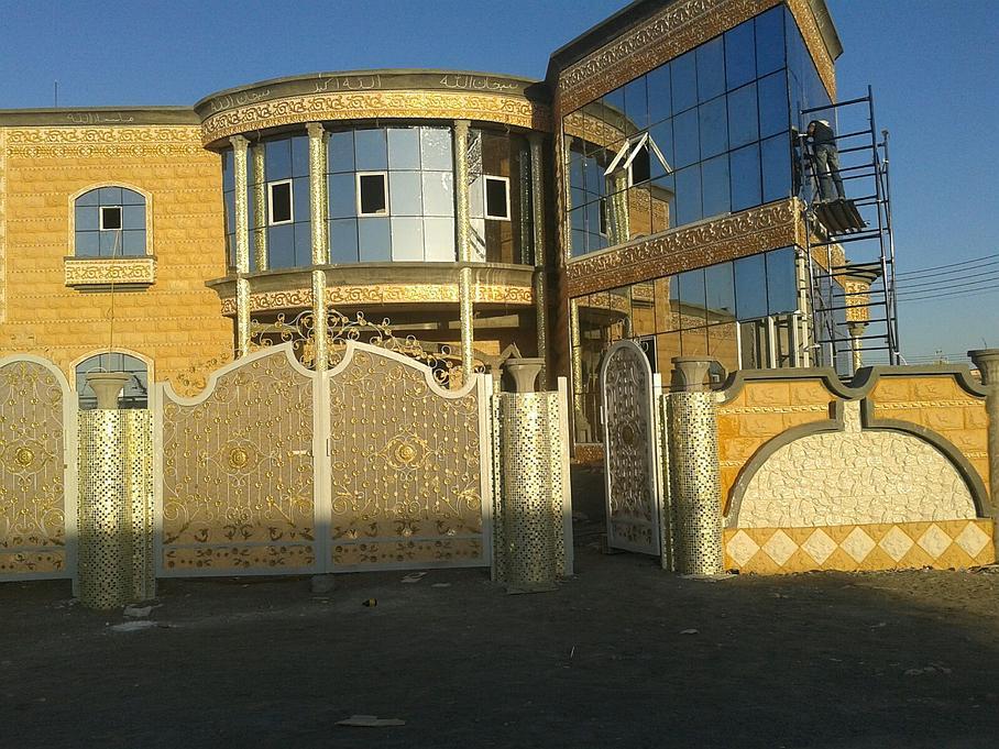 Residential Villa - Oman - Shnass