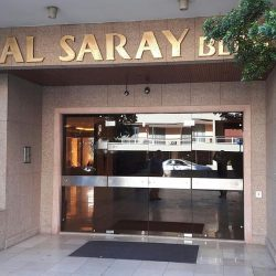 Al Saray Building - Tempered Glass