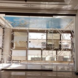 Curtain Glass1