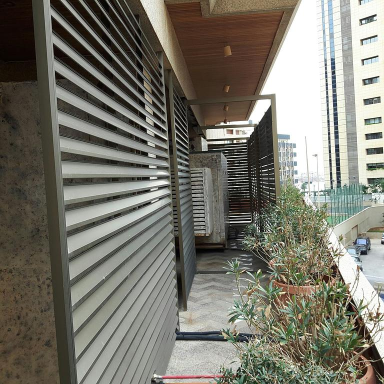 Al Saraya Building - Ain El Tineh - Louvers2